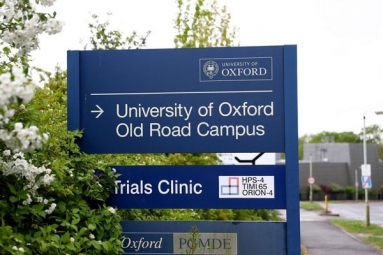 Oxford University's vaccine trial has 50% chances of success
